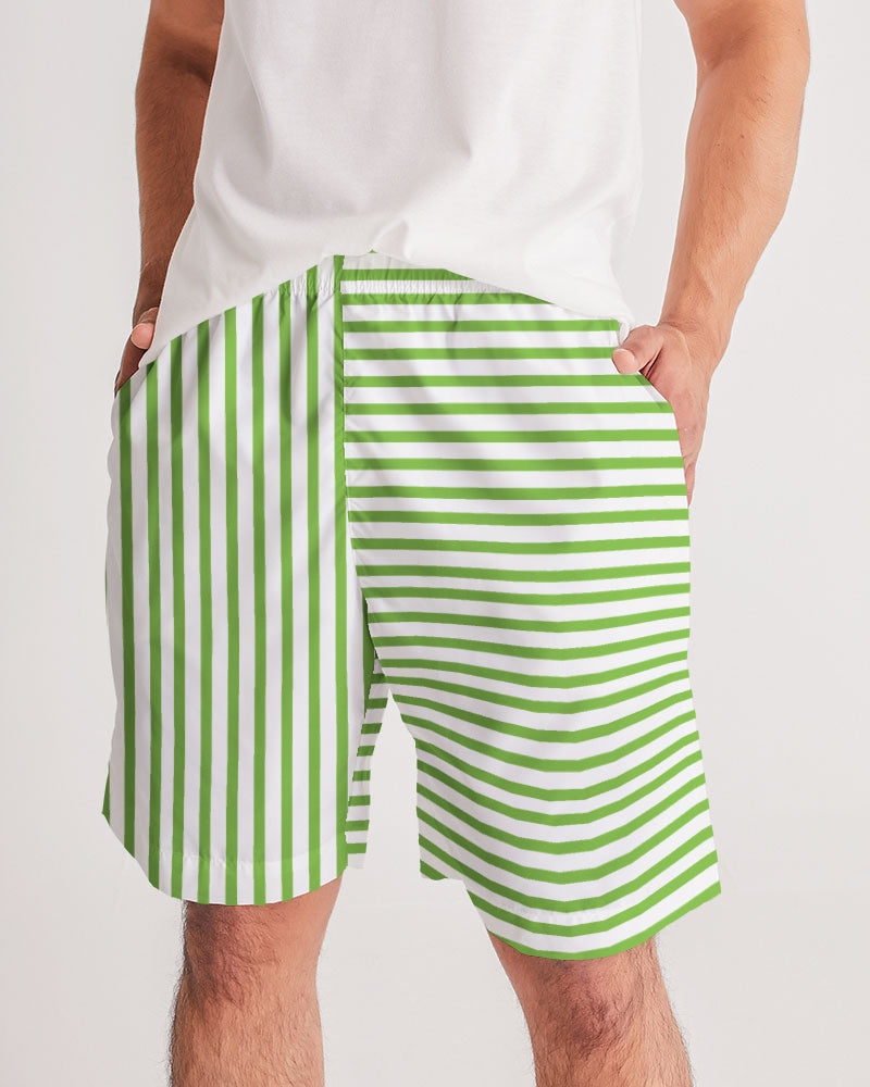 LANTAL | GREEN Men's Jogger Shorts