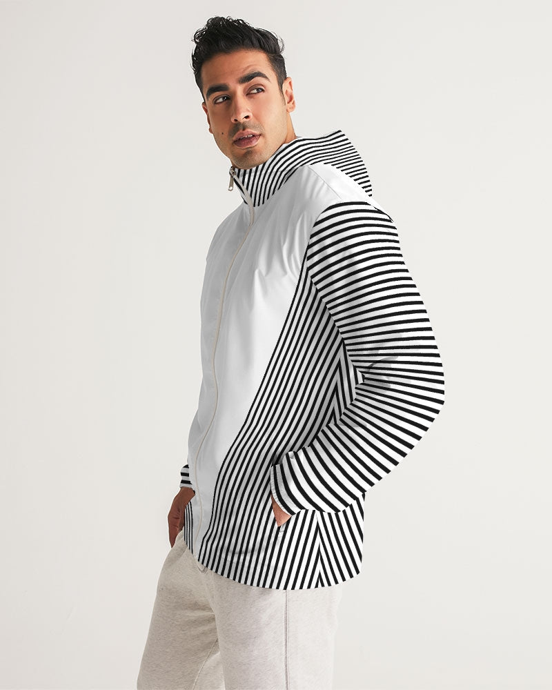 LANTAL | STRIPE Men's Windbreaker