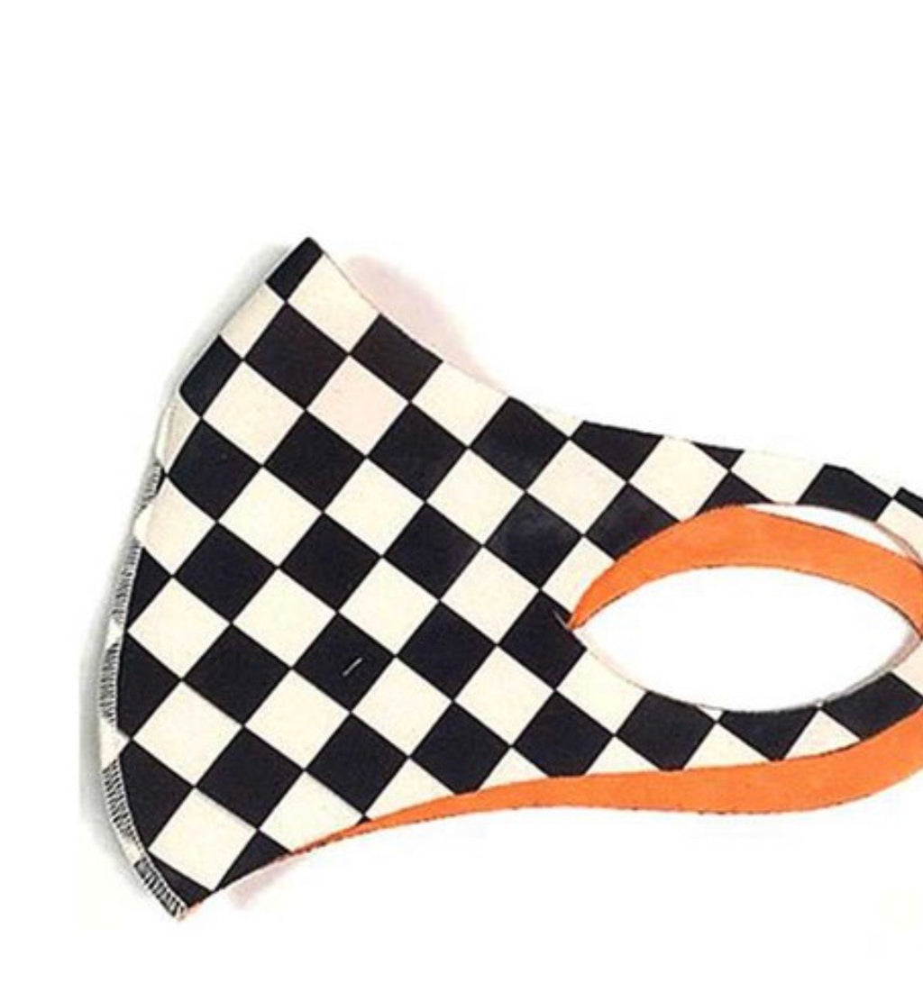 CHECKERED | FACEMASK