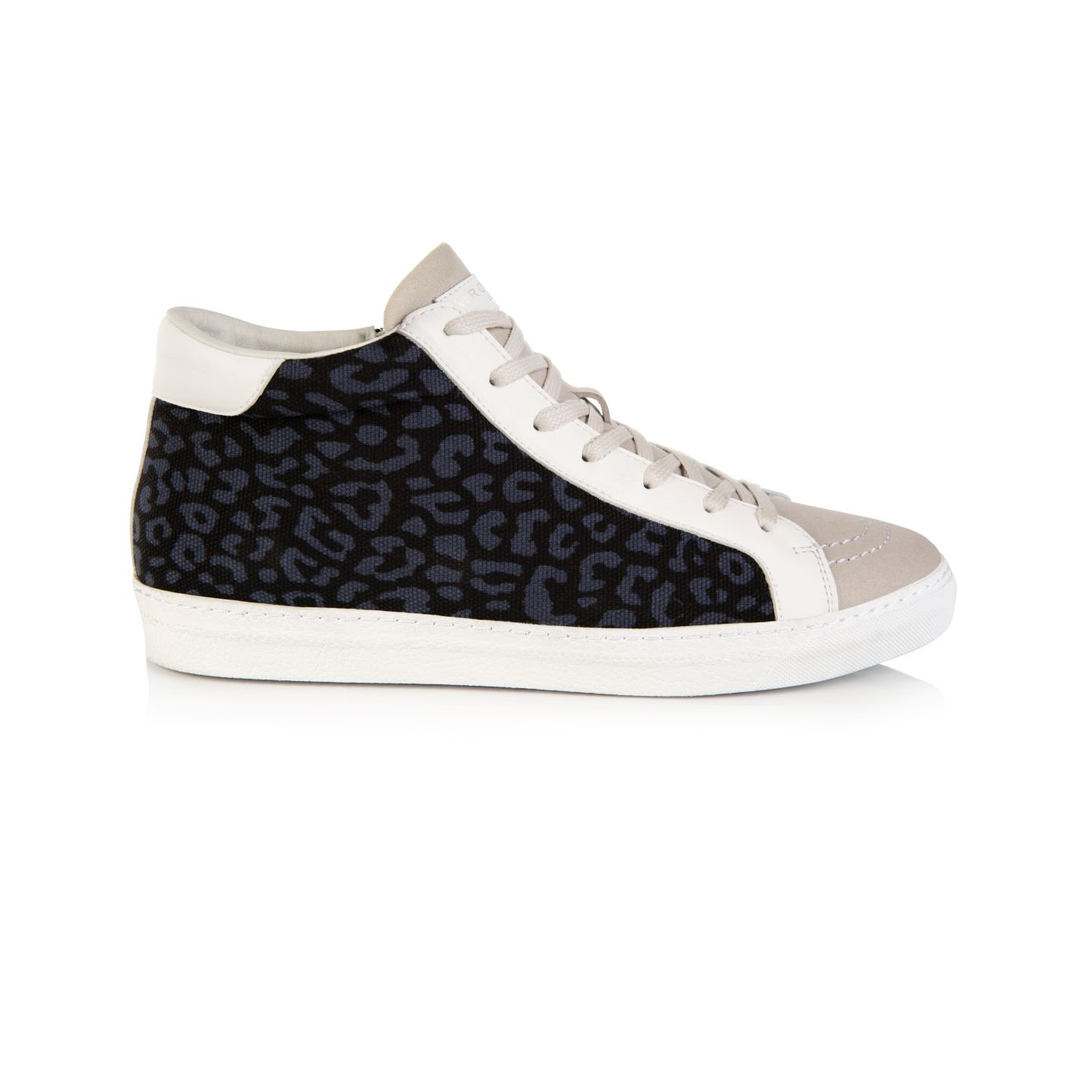 ALTO: INDIGO LEOPARD PRINT HIGH TOPS - (COMING SOON)