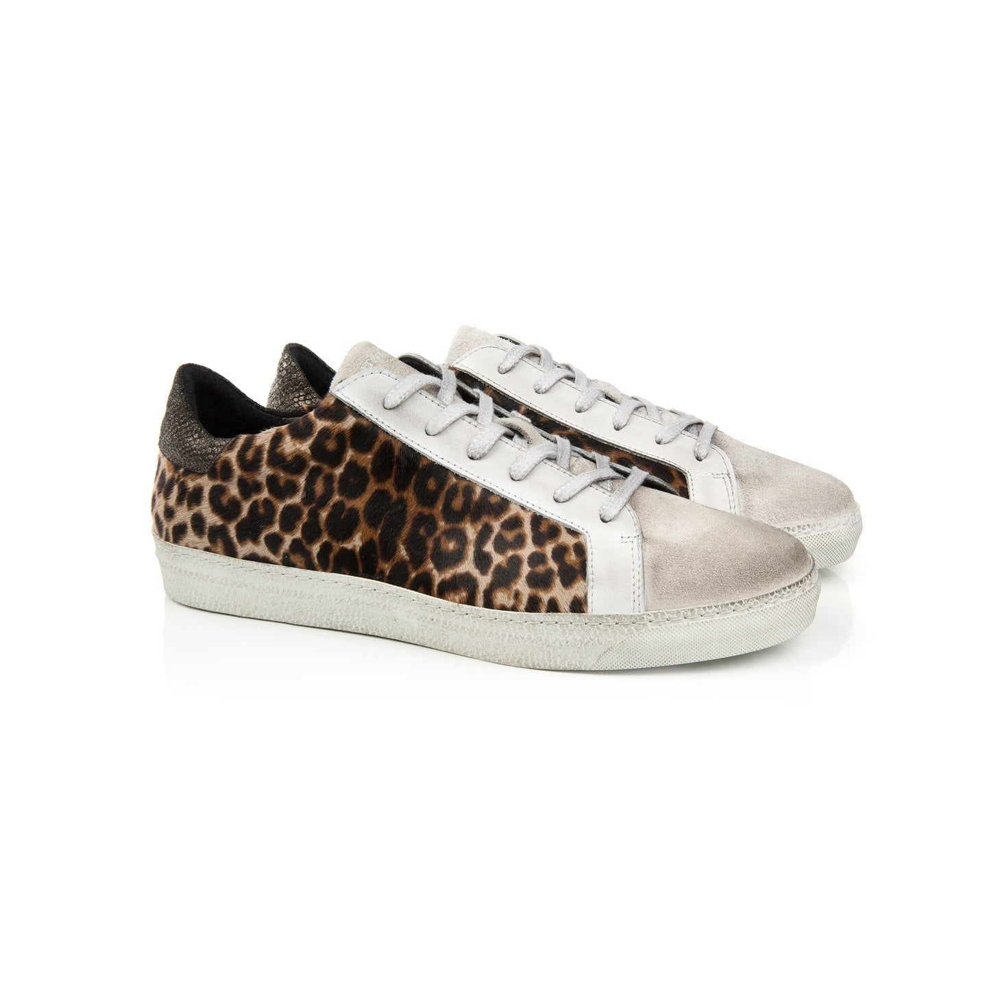 CRU: LEOPARD PRINT TRAINERS - PRE-ORDER (DISPATCH W/C 24TH MAY)