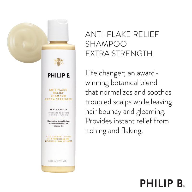 Anti-Flake Relief Shampoo (Extra Strength)