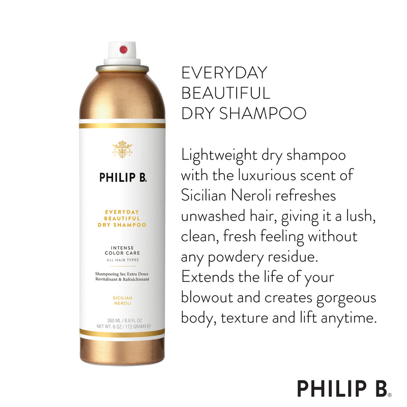 Everyday Beautiful Dry Shampoo