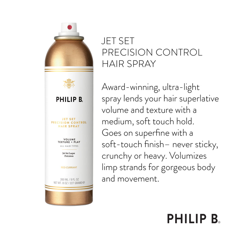 Jet Set Precision Control Hair Spray