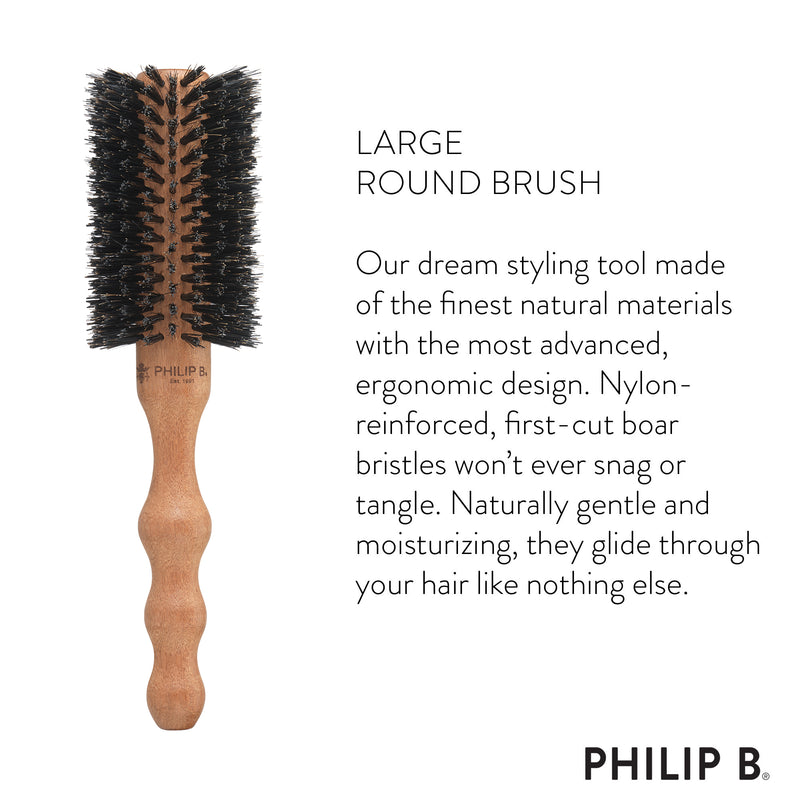 Large (65mm) Round Hairbrush