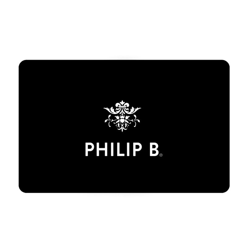 PHILIP B. Gift Card