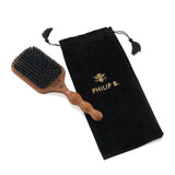 Velvet Brush Bag
