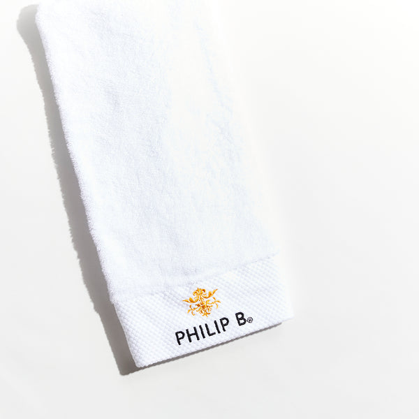 Limited Edition PHILIP B. Hair Towel