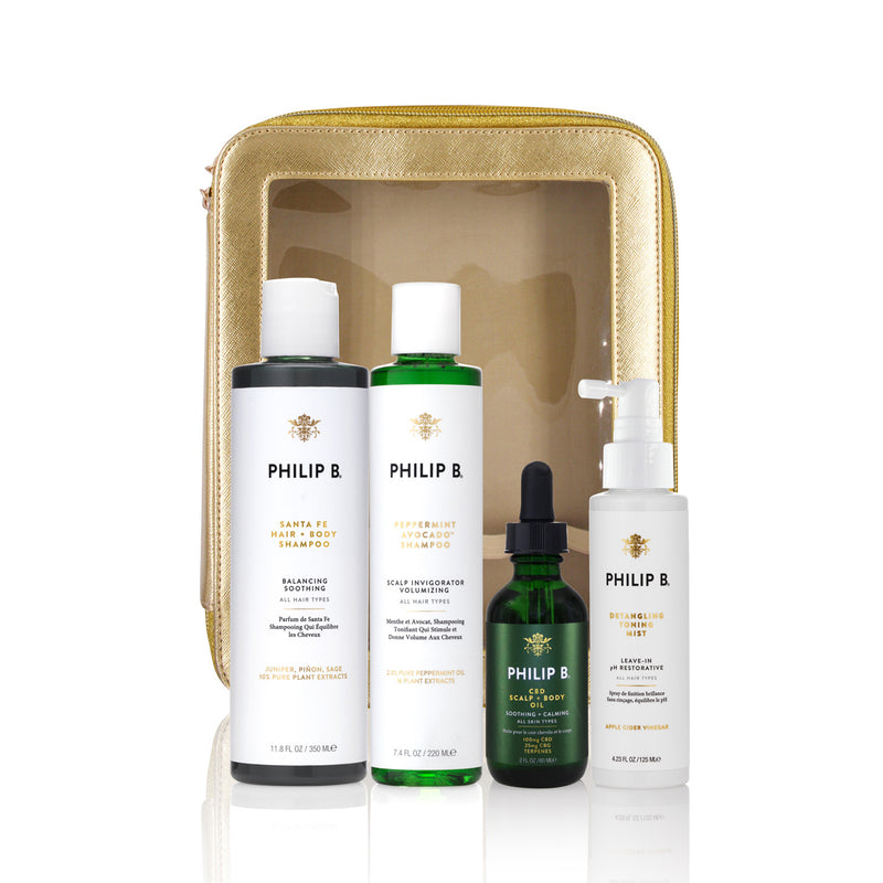 Scalp + Skin Balancing Set