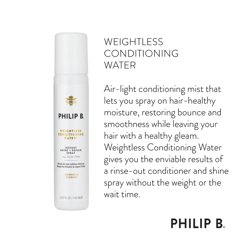 Weightless Conditioning Water