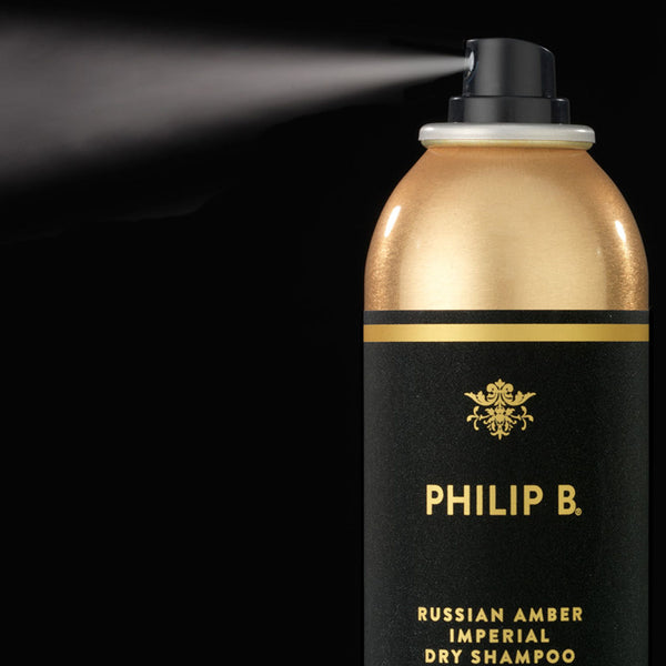Russian Amber Imperial Dry Shampoo