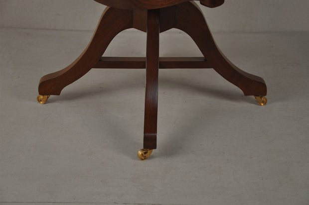 Edwardian Swivel Chair
