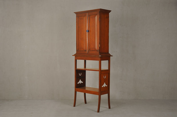 Victorian Cabinet-on-stand