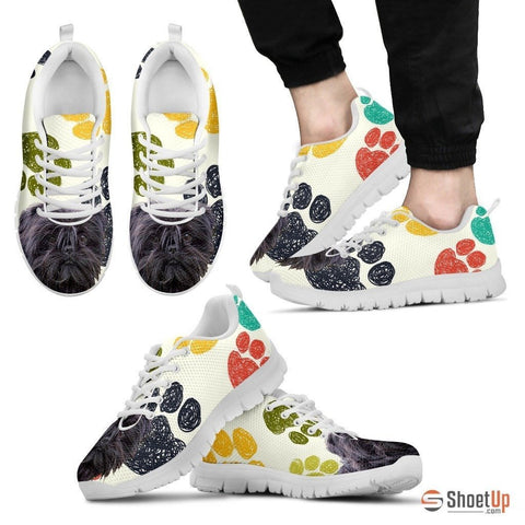 AFFENPINSCHER Dog Running Shoes For Men Limited Edition