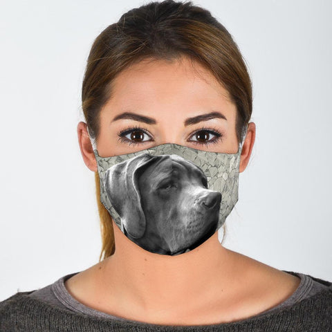 Great Dane Print Face Mask - Limited Edition