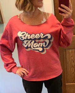 """Cheer Mom"" Sweatshirt"