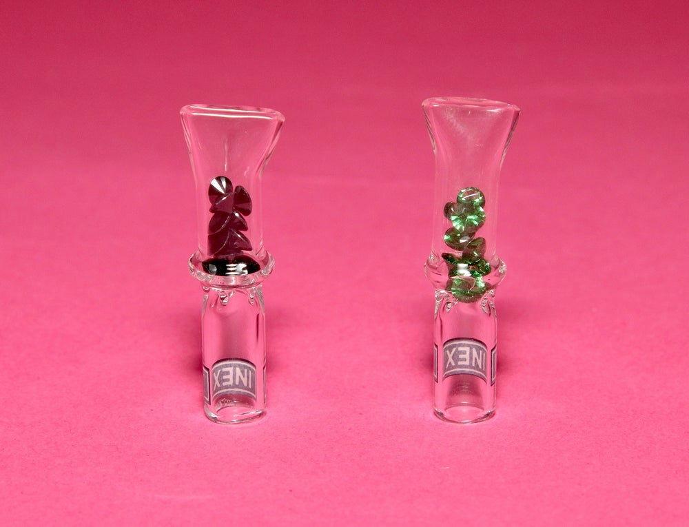 Crystal Glass Tips