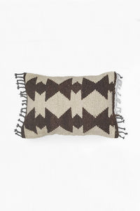 Tapestry wool cushion  (17.7 in x 11.8)