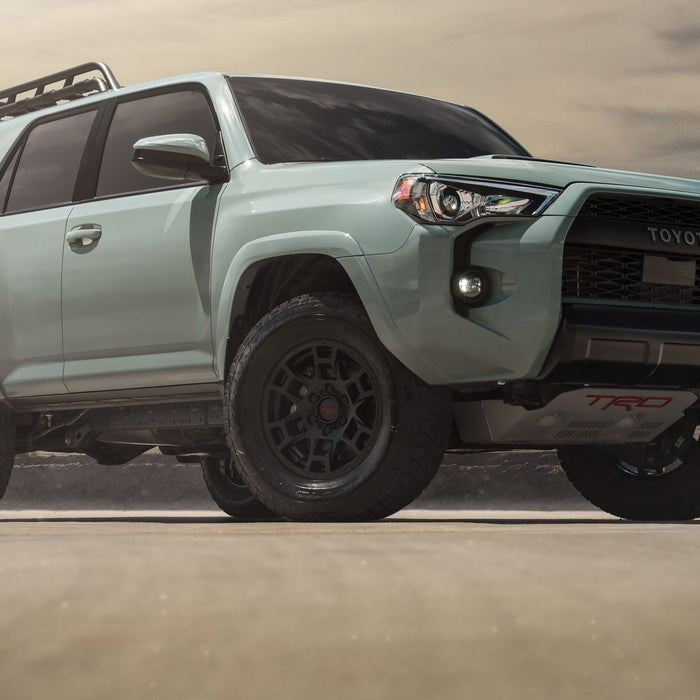 NEW 2021 TRD Pro Color: Lunar Rock