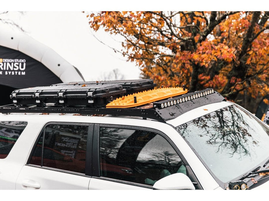 Prinsu 4Runner Full Roof Rack Non-Drill (2010-2021) *BEST SELLER*