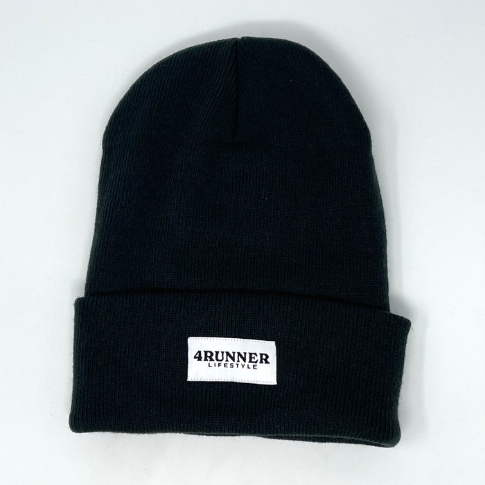 4Runner Lifestyle Black Beanie