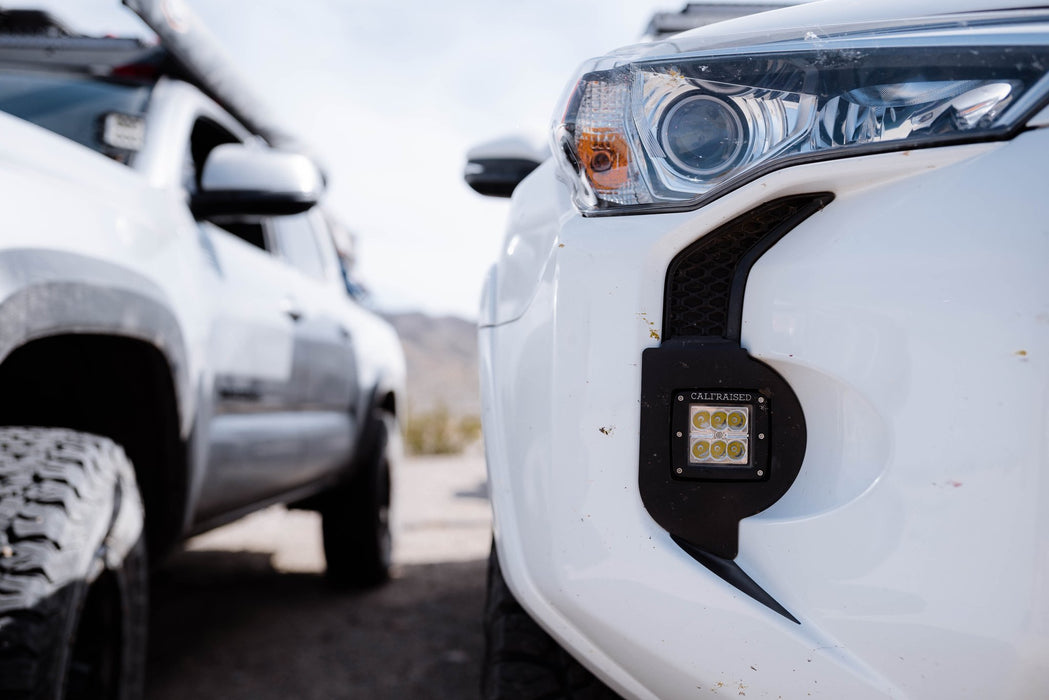 Cali Raised 4Runner Fog Lights (2014-2021)