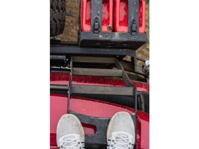 C4 Fabrication 4Runner Ladder 2010-2020
