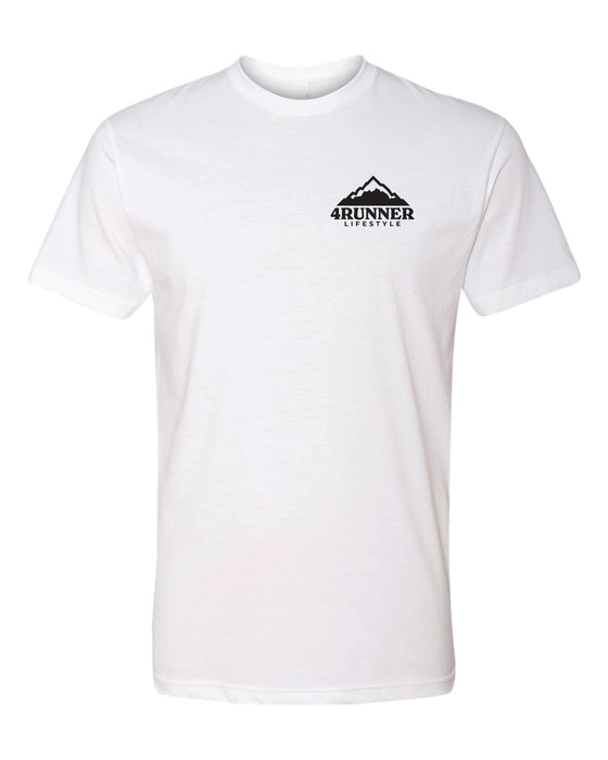 4Runner Lifestyle White OG Shirt
