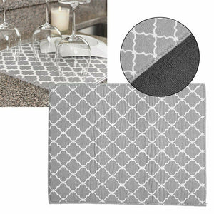 Dish Drying Mat (2 pack)