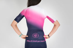 Breeze female SS cycling jersey