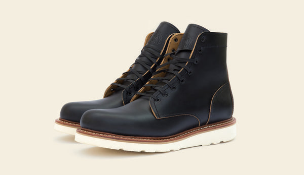 Porter Boot PTR - Black - Size 13