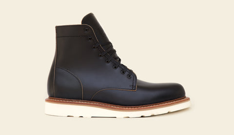 Porter Boot PTR - Black