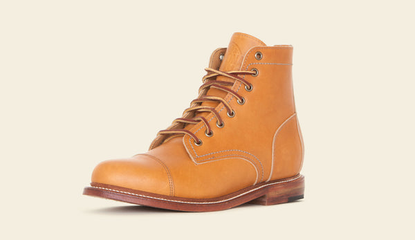 Porter Boot CTL - Tan