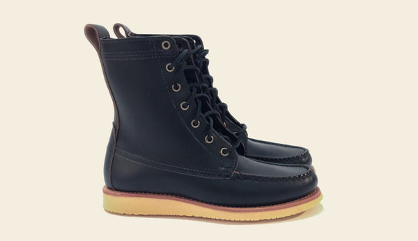 Tavern Boot Black - Size 6