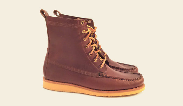 Tavern Boot Timber - Size 12