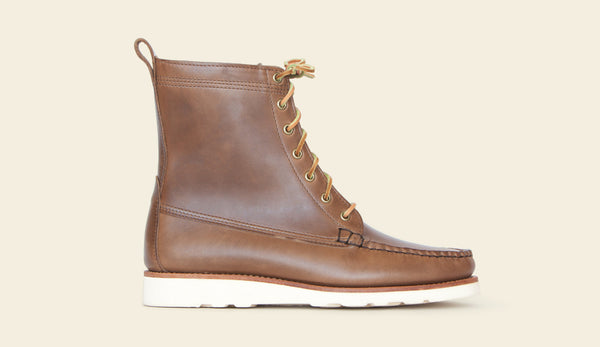 Tavern Boot Natural - Size 9.5