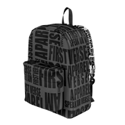 first verse apparel  back pack - firstverseapparel