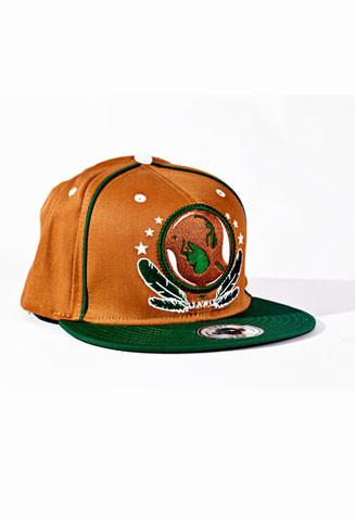 Green & Brown FV Hat - firstverseapparel