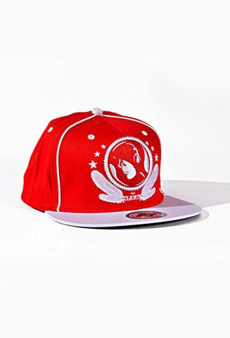 Red & White FV Hat - firstverseapparel