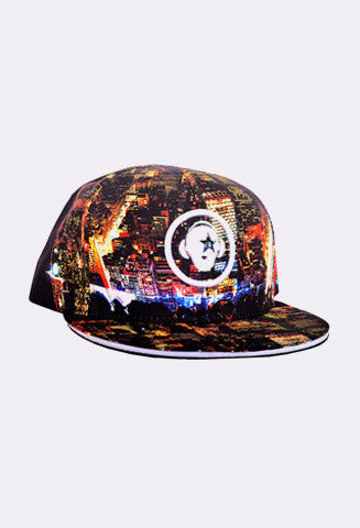 First Verse Night City Snap Back