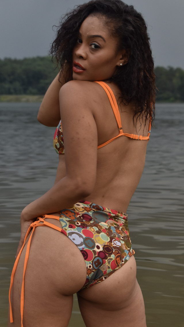 vintage swim suit - firstverseapparel