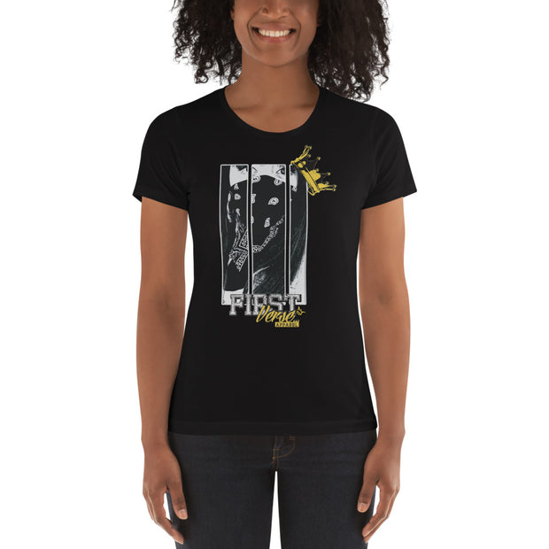 Ganster Chic Women's t-shirt - firstverseapparel