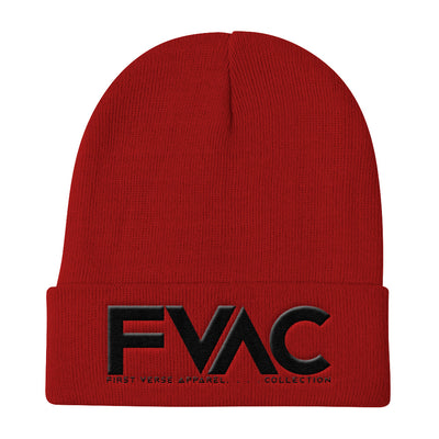FVAC Beanie - firstverseapparel