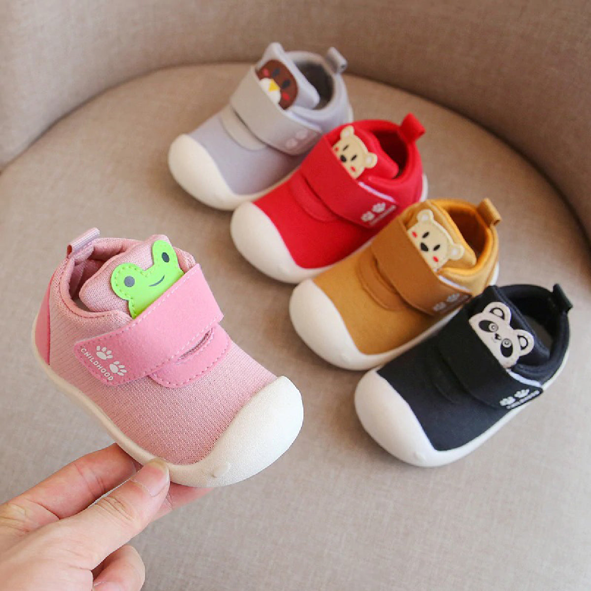 Cartoon First Walkers Shoes Baby Zone ™