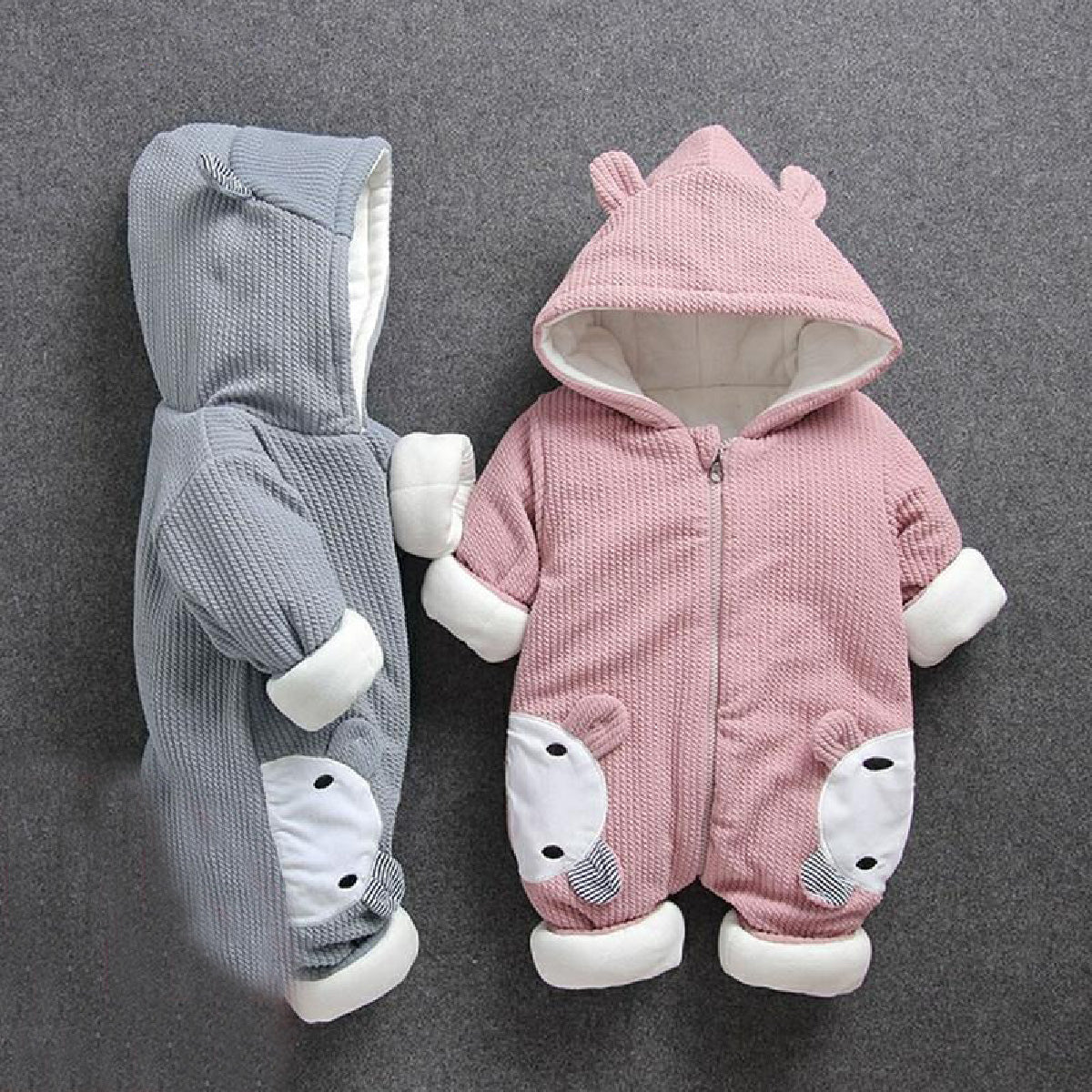 Baby Zone Cute Rabbit Romper ™