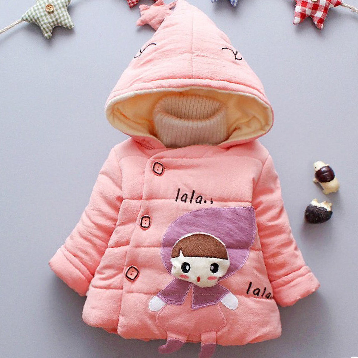 Baby Zone Cute Christmas Jacket ™