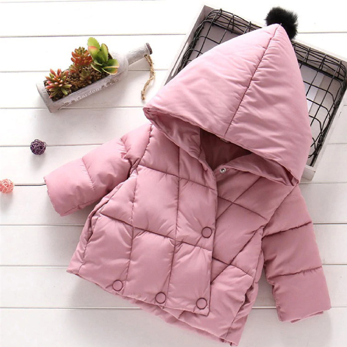 Baby Zone Cozy Warm Jacket ™
