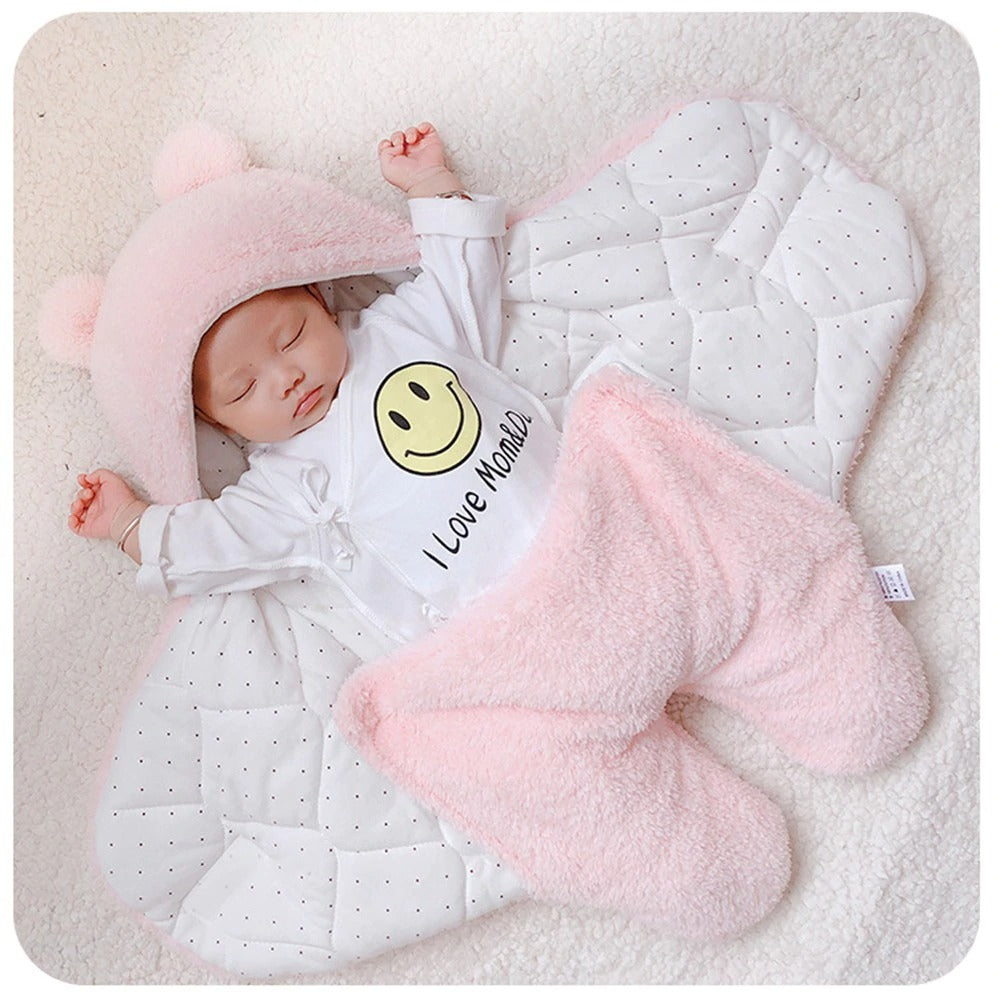 Baby Zone Comfy SleepingBag Blanket ™
