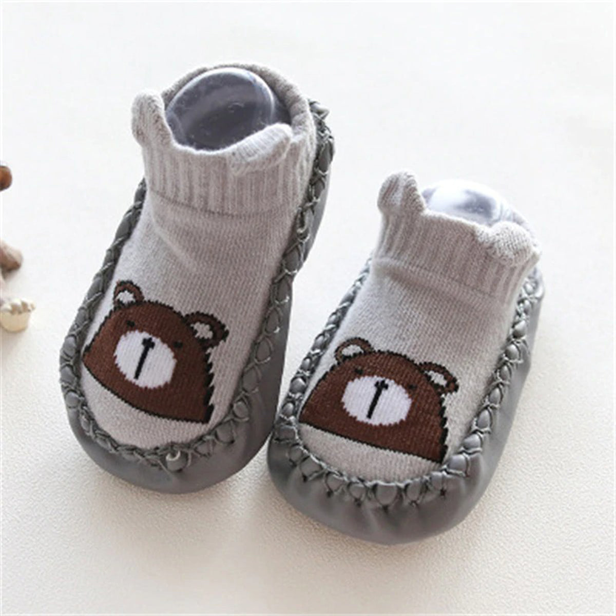 Baby Zone Animal Pattern Infant Funny Foot Socks ™