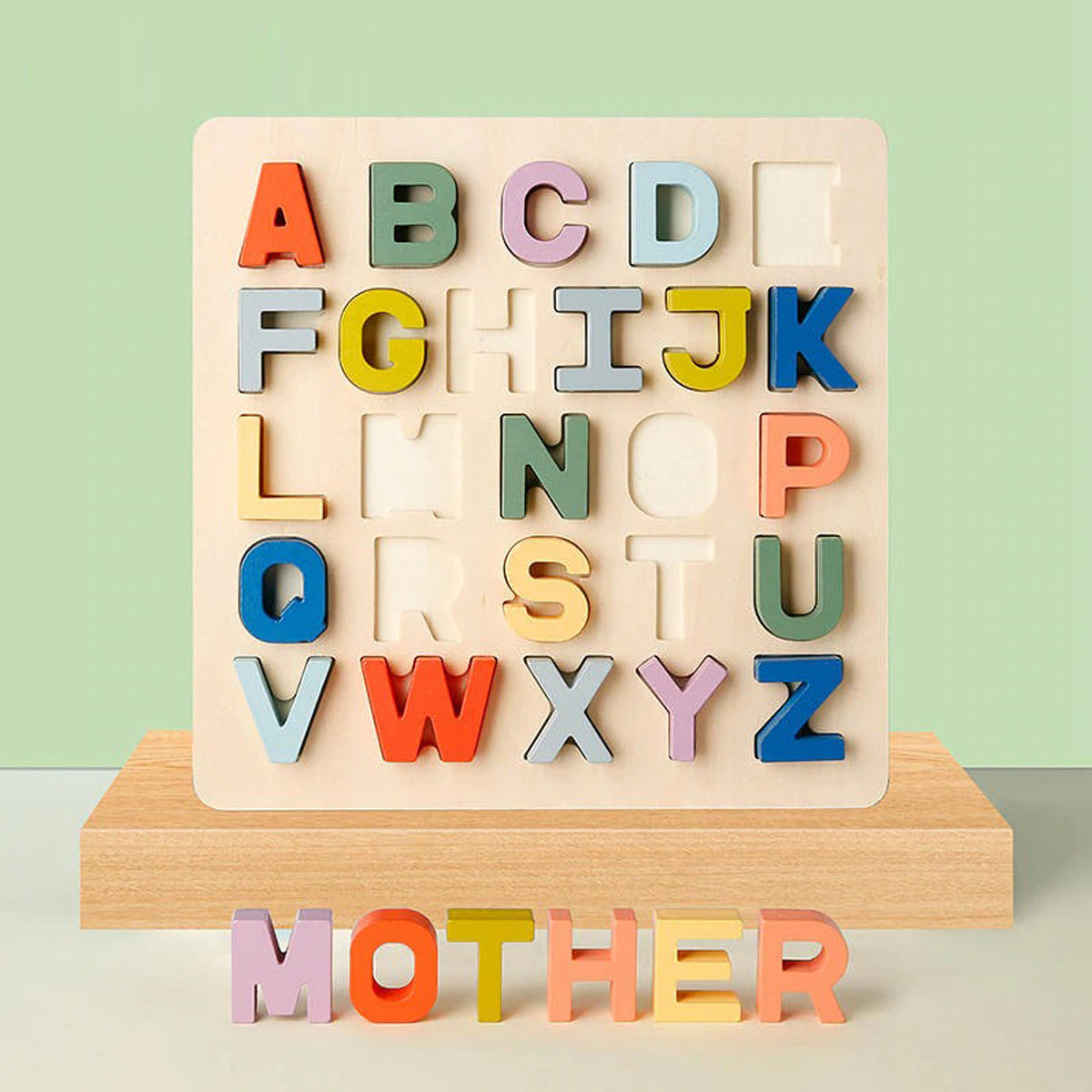 Baby Zone Educational Wooden Toys ™